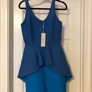 Halston Heritage brand new dress